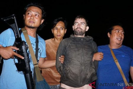 Penangkapan WN Perancis Penyelundup Narkoba yang Kabur dari Rutan