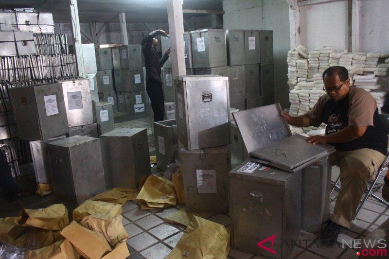 KPU Kotawaringan Barat Jual Kotak Suara Bekas Pemilu, Laku Rp.136 Juta