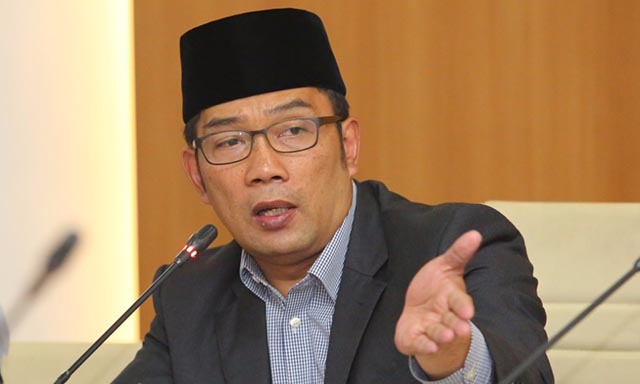 Jadi Timses 01, Ridwan Kamil Dianggap Tak Fokus Bekerja Layani Masyarakat
