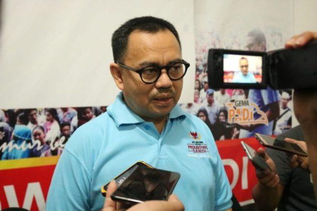 Andi Arief:Bongkar Pertemuan Rahasia Jokowi-Bos Freeport, Sudirman Said Mau Dihabisi