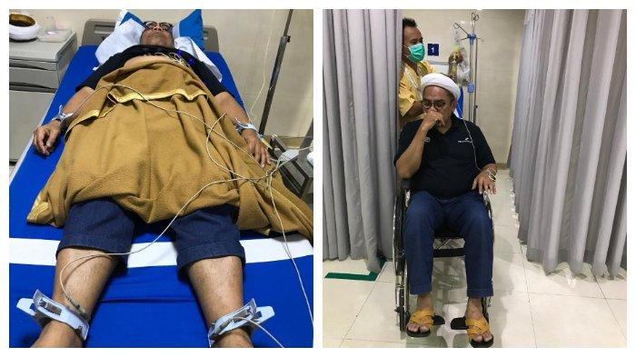 Dirawat di RS, Ali Ngabalin Dikabarkan Stroke