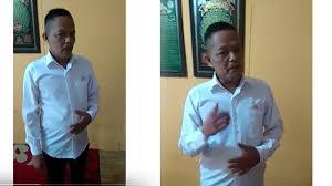 Viral Video Kepala Desa di Garut Ajak Pilih Jokowi, Suruh Sekdes Sebarkan Videonya