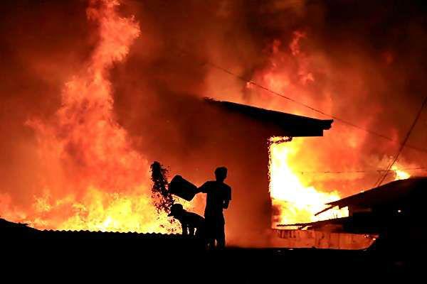 Kisah Tragis Satu Keluarga di Sukabumi yang Tewas Terbakar, Suami Bunuh Anak Istri lalu Bunuh Diri