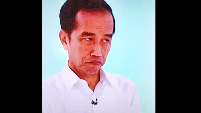 Survei: Mayoritas Publik Tidak Puas Dengan Kinerja Jokowi