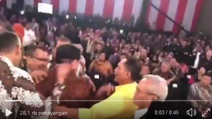 Beredar Video kubu 02 Protes, Minta Bawaslu Menegur Jokowi, yang Dinilai Serang Pribadi