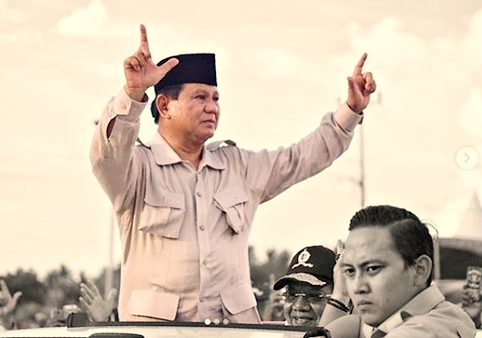Prabowo Akan Penuhi  Janji Politik Jokowi yang Tak Tercapai
