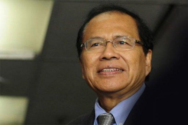 Rizal Ramli : Slogan Milineal Jokowi Jauh Dari Konsep, Cuma Jaket, Sepatu Sneaker Doang