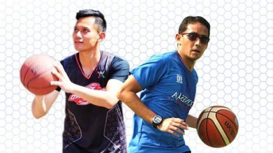 Sebelum Debat dengan Maruf Amin, Sandiaga Tanding Basket dengan AHY