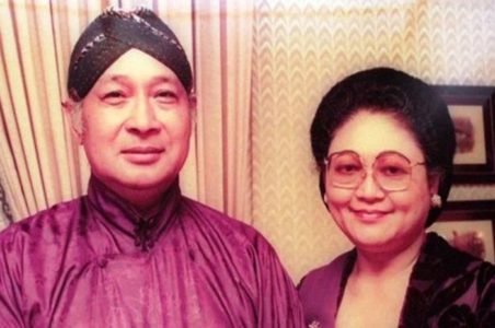 Pak Harto dan Bu Tien, Saling Mencintai Tanpa Hiruk pikuk, Ini Potongan Kisah Cinta Keduanya