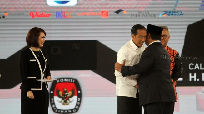 Prabowo: Saya Lebih Baik Pakai Teknologi lama Asal Kekayaan Indonesia Tinggal di Indonesia
