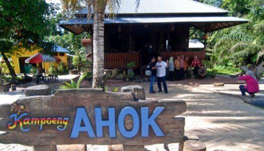Tak Mau Pakai Nama Ahok Lagi, Nama Adik Menggantikan Menjadi Wisata Kampoeng Fifi