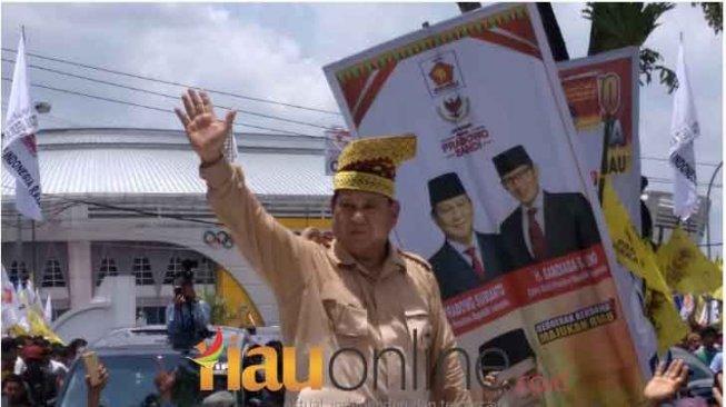Prabowo: Kaya Itu Wajib, Asal Jangan dari Jabatan Pemerintah