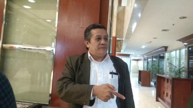 Gusti Randa Jadi Plt Ketum PSSI, Mengaku Ditugaskan Langsung oleh Joko Driyono