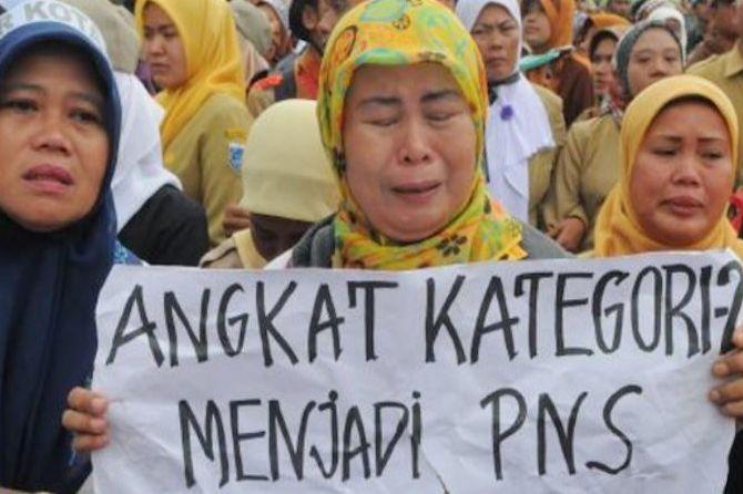 Jelang Silatnas Bareng Jokowi, Honorer Dimintai Rp 500 Ribu per Orang