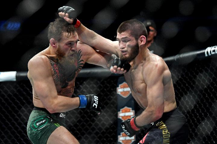 UFC Prioritaskan Rematch Khabib Nurmagomedov vs Conor McGregor
