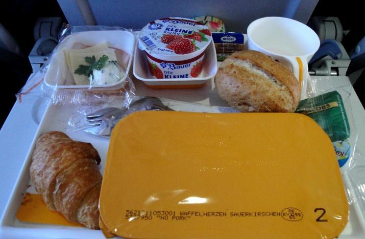 Hii Jorok, Penumpang Ini Temukan Gigi saat Pesan Makanan di Pesawat