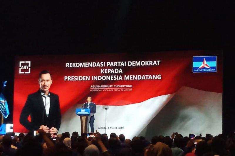 AHY Tunjuk Soekarwo dan Nachrowi Sebagai Koordinator Pemenangan Demokrat