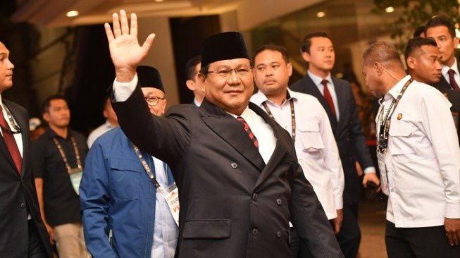 "Prabowo  ""Olok-Olok"" Usaha Jokowi Ambil Freeport: 51 Persen Saham Itu Etok-etok"