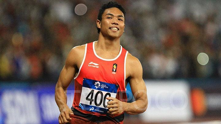 Kisah Minimarket Milik Juara Dunia 100 M Lalu Muhammad Zohri