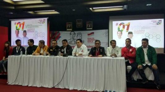 Tim Jokowi Mengakui Elektabilitas Prabowo Menang di Jabar