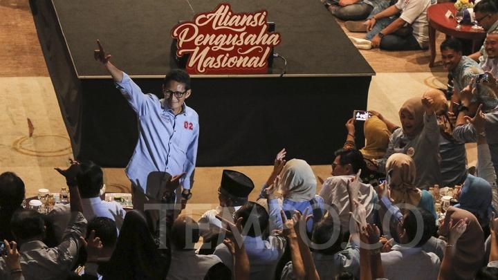 Cucu KH Ahmad Dahlan ke Sandiaga: Tolong Jangan Tinggalkan Muhammadiyah