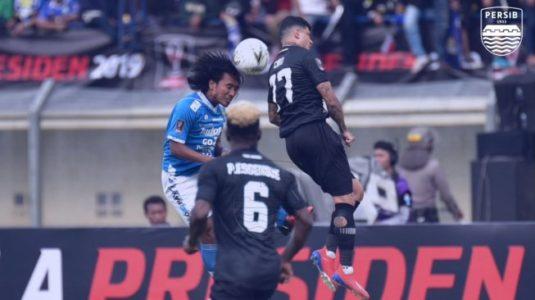 Persib Dilibas Tira-Persikabo di Laga Pembuka Piala Presiden 2019