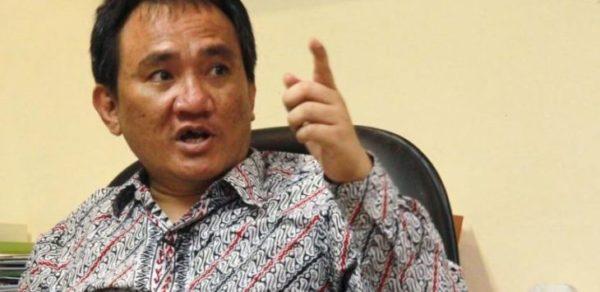 Menurut Andi Arief, Melawan Corona Perangnya Jokowi, Bukan Tim Dokter,  Mau Korban Berapa Lagi, Pak?