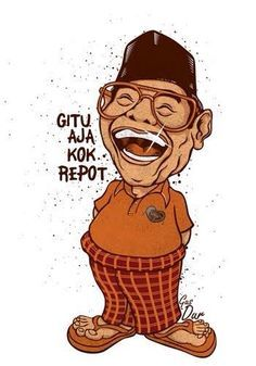 Selingan Humor Gus Dur, Ngurangi Sedikit Suhu Politik