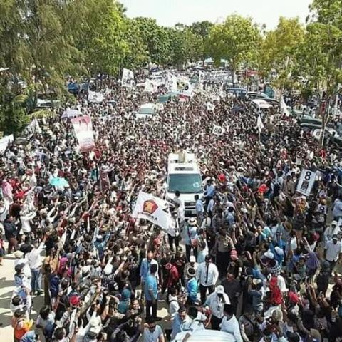 Prabowo Diagendakan Kampanye Terbuka Selama Tiga Hari, Ini Jadwalnya