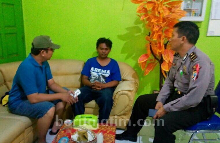 Langsung Telanjang, Pemuda di Gresik Mau Perkosa Gadis SMP, Gagal Dihakimi Warga