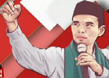 Doa Ustaz Somad Untuk Romahurmuzy Bikin Geger, Warga Net: Satire Tingkat Tinggi