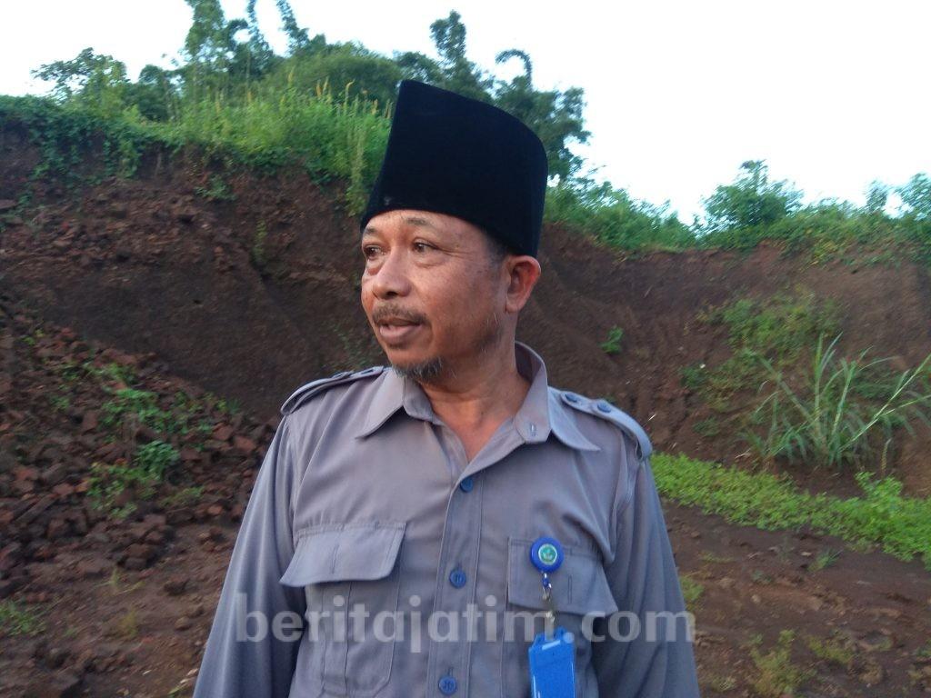 Diduga Situs  Kerajaan Majapahit Ditemukan di Proyek Tol Malang-Pandaan, Hancur Kena Eskavator
