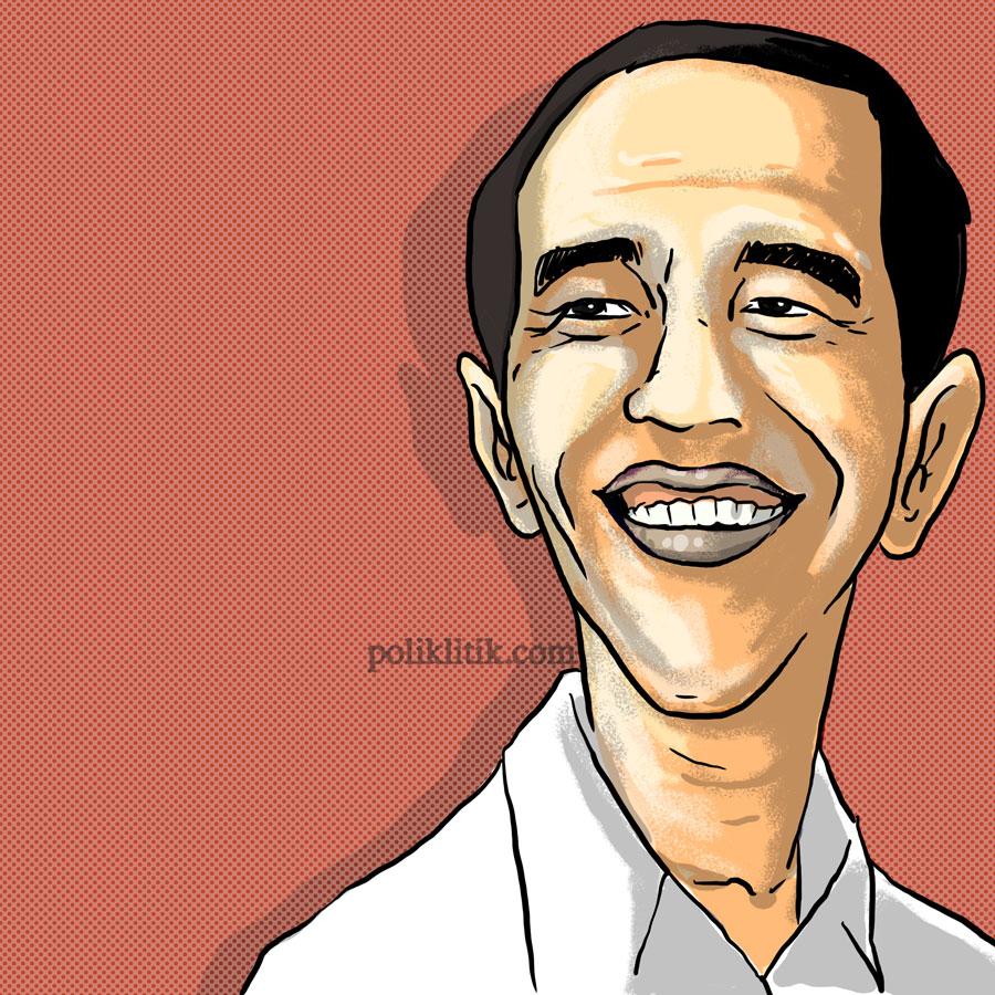 Masyarakat Khawatir Soal Lapangan Pekerjaan, Elektabilitas Jokowi Kian Merosot