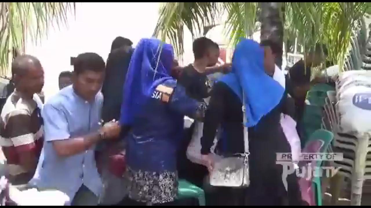 Ada Peristiwa yang Memalukan Saat Jokowi Kampanye di Aceh