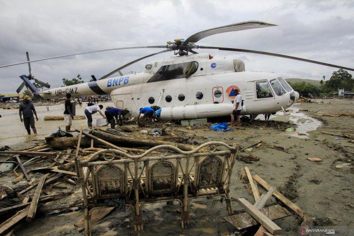 Akibat Banjir Bandang Sentani
