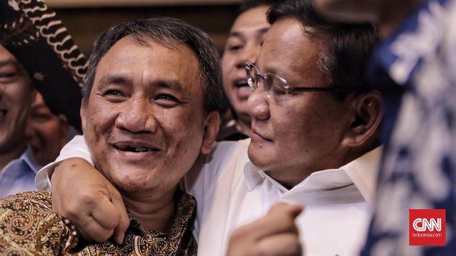 Andi Arief: 1 Jam Menang Pilpres, Prabowo Ungkap Penculikan