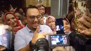 Warga Kecewa Konser Solidaritas Ahmad Dhani Batal,   Dahnil: Kami Tak Punya Kuasa