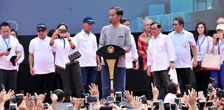 Peresmian MRT Pakai Kaos, Jokowi Malu-maluin Dan Tidak Punya Etika