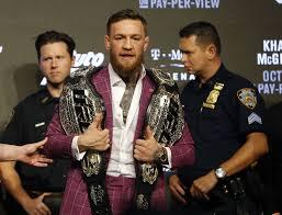 Dadakan, McGregor Umumkan Pensiun dari MMA di Twitter