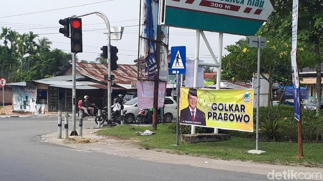 Selain Keponakan JK, Banyak Kader Golkar yang Diam-diam Membelot Dukung Prabowo-Sandi