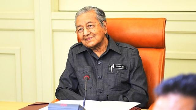 Waduh, Mahathir Mohamad Bantah Pernah Ditemui atau Dilobi Pemerintah Indonesia