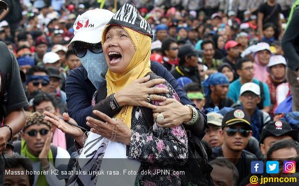 6 Guru Honorer Banten Dipecat, Munir: Kami Bersatu Menangkan Prabowo – Sandi