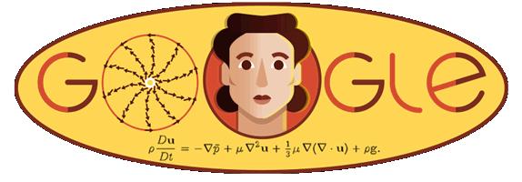 Google Doodle Hari Ini Tampilkan Olga Ladyzhenskaya Ahli Matematika