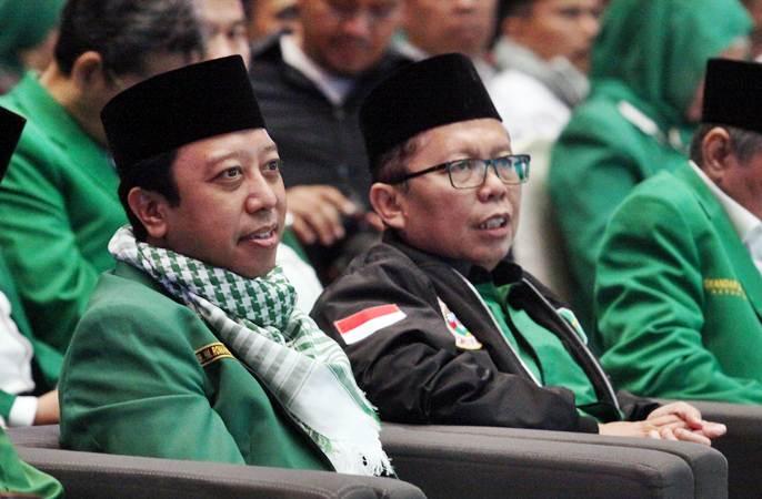 TKN Sebut Kabar Penangkapan Ketum PPP Romahurmuziy Bukti Tidak Adanya Intervensi Hukum Oleh Jokowi
