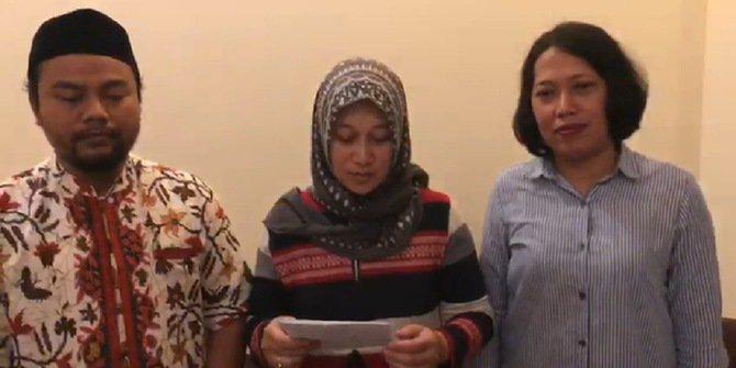 Video Klarifikasi dan Mohon Maaf,  Ibu yang Dorong Anaknya dari Dalam Mobil,  videonya Sempat Viral