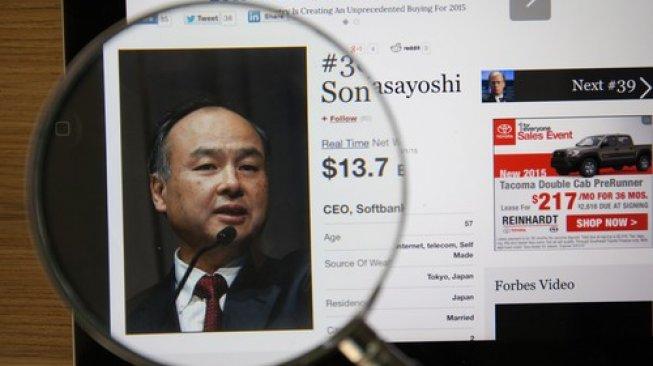 Kisah Masayoshi Son, Orang Terkaya di Jepang dari Korea Utara Sampai Beli Yahoo! Ini 6 Fakta Dirinya :