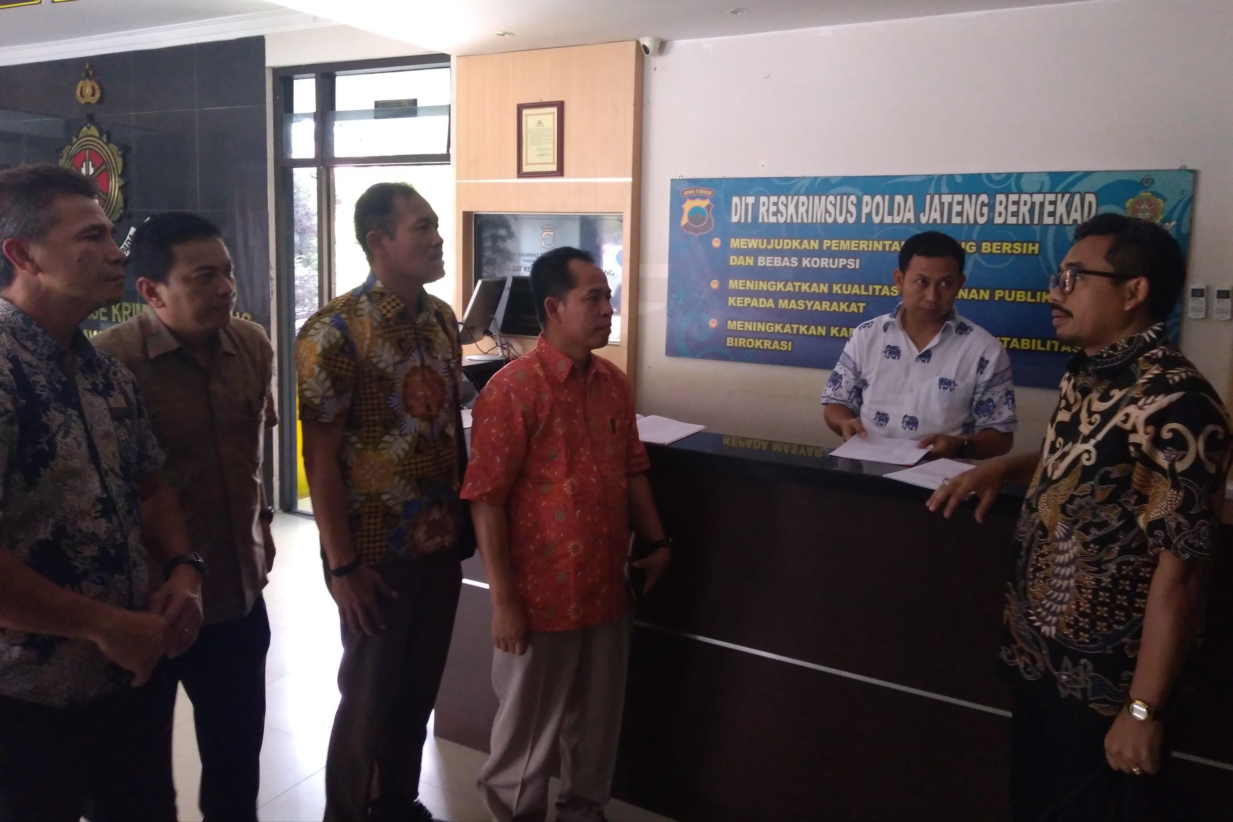 Bank Jateng Laporkan Nasabah Ke Polisi Terkait Transfer Dana Rp 5,4 M