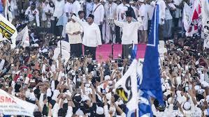 Kampanye Akbar Prabowo di GBK Terbesar Sepanjang Sejarah Politik RI