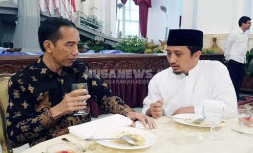 Yusuf Mansyur Sebut di Era Jokowi Islam RI Wangi, Zara Zettira: Tak Usah Menjijikkan Gini Ngejilatnya!