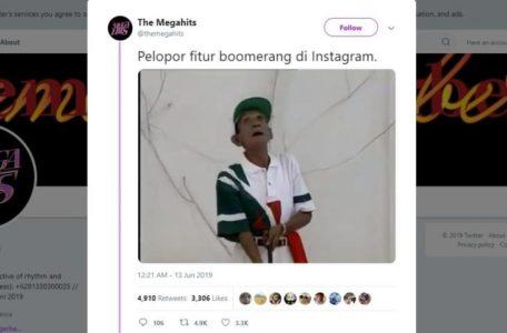 "Sinetron Indonesia Jadul Ini ""Sudah Pakai"" Fitur Boomerang"